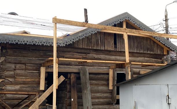 На спасение тульской водоразборной будки нужно еще 250 тысяч рублей