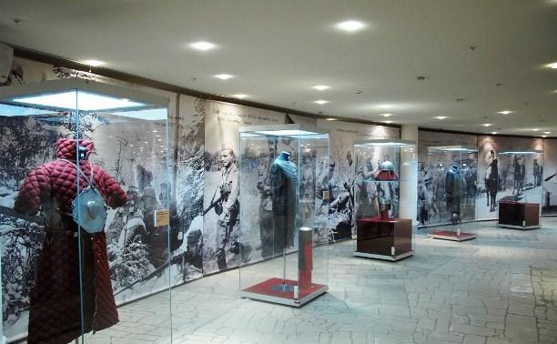 В Тульском музее оружия появились новые экспонаты