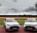 «Арсенал» пополнился двумя Mitsubishi Outlander