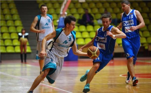 Баскетболисты «Тула-ЩёкиноАзот» во второй игре взяли верх над орловчанами