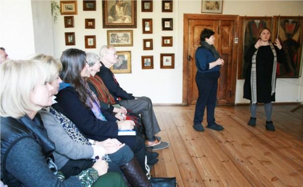 Реконструкция элементов музея «Поленово» появится в британской галерее