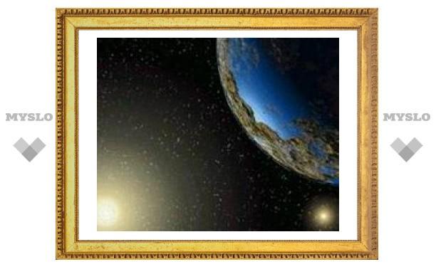 Планета, пригодная для жизни, находится рядом с соседней звездой