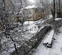 Непогода в Тульской области: остаются отключенными водозаборы, в некоторых детсадах и школах отменили занятия