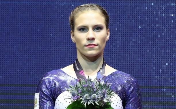 Гимнастка Ксения Афанасьева: «В финале пошла ва-банк»