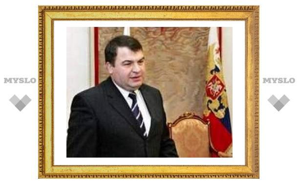 Министру обороны РФ расскажут про армию