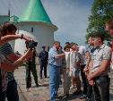 Проводы призывников и богатырские игры: на Куликовом поле отметят День России