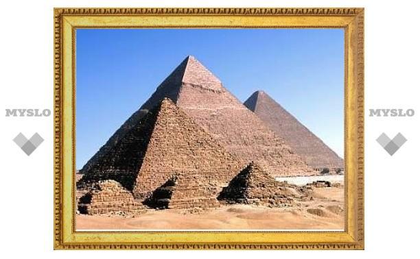 В Египте обнаружили 17 неизвестных пирамид