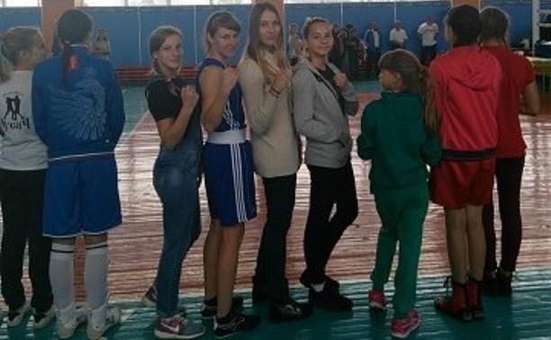 Тульские женщины-боксеры удачно выступили в Орле