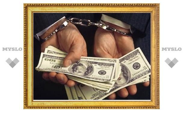 В Туле арестован предприниматель, укравший 191 млн при строительстве дорог