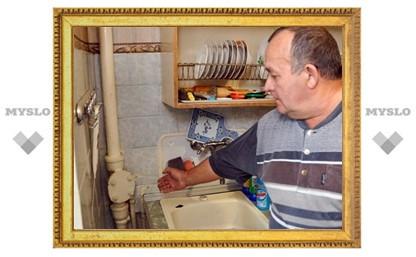 УК Тулы решила считать плату за воду по нормативу даже для владельцев счетчиков