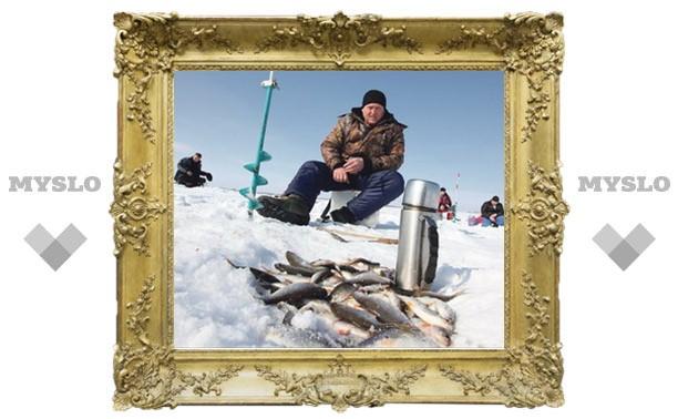 Тульские рыбаки попали в пятерку сильнейших