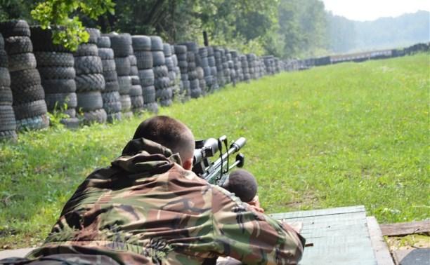 В Туле стартовал турнир снайперов полиции