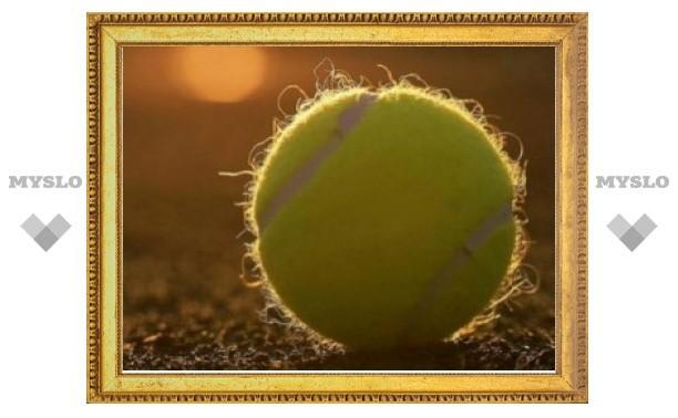 Тульский теннисист вышел в финал первенства Южного федерального округа