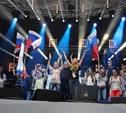 Туляки спели Гимн болельщиков Олимпиады «Сочи-2014»