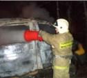 Ночью в Туле и Щёкино сгорели пять машин