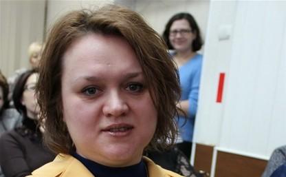 Татьяна Суятина стала второй на конкурсе