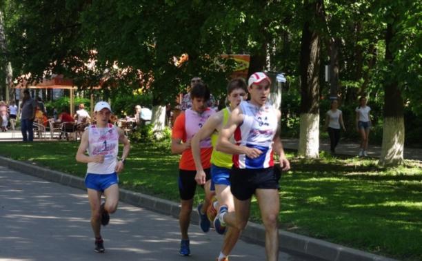 В Алексине пройдут соревнования по легкоатлетическому кроссу