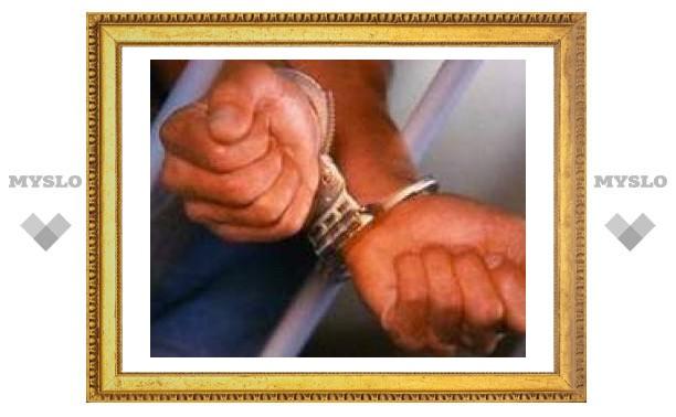 Под Тулой задержали крупного наркоторговца