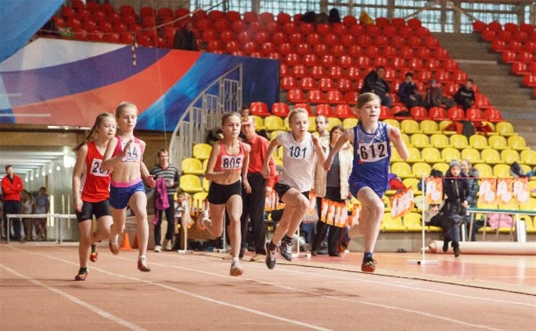 Определились победители легкоатлетического многоборья в младшем возрасте