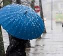 Выходные в Тульской области будут дождливыми, снежными и холодными