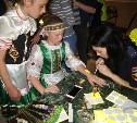 Сотрудники тульского УГИБДД устроили для детей этнофестиваль