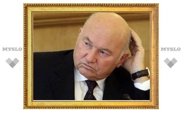 На место премьера Крыма предложили Лужкова