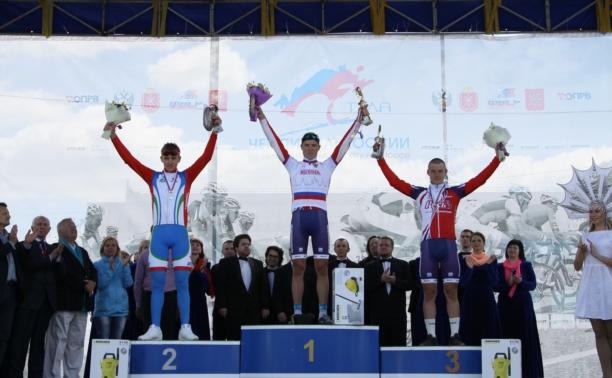 В Туле завершился Чемпионат России по велоспорту