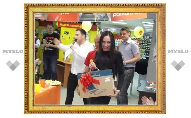 Определена «Мисс Санрайз-Тула 2012»!