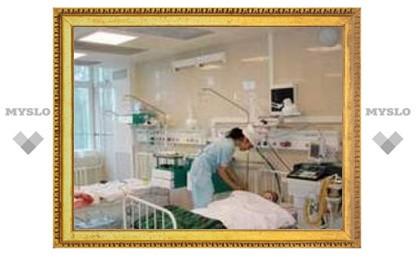 В Туле не хватает врачей