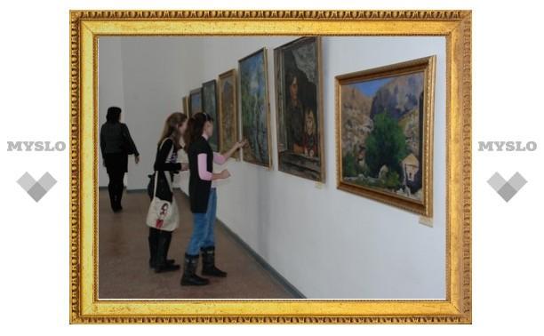 В Туле открылись две новых выставки