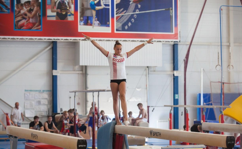 Тульские гимнастки готовятся к первенству России