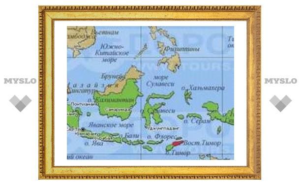 Индонезия отменила предупреждение об опасности цунами