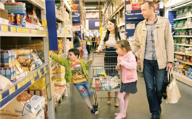 Российским магазинам предложили промаркировать отечественные товары