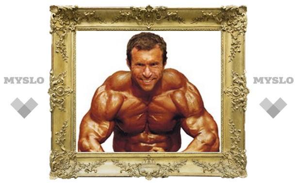 В Туле выбрали самых мускулистых спортсменов