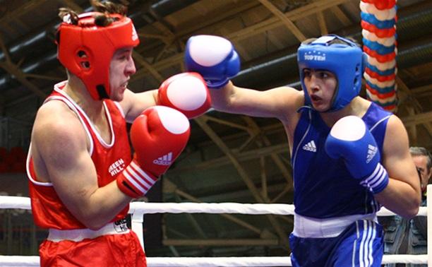 Юные тульские боксеры стартовали в первенстве страны