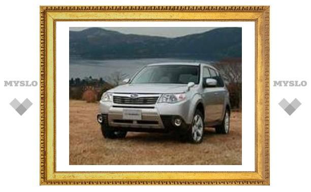 Новое поколение Forester от Subaru