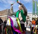 В Туле состоялось праздничное шествие на День святого Патрика