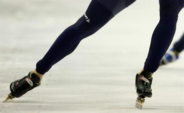 Тульские конькобежцы открыли сезон