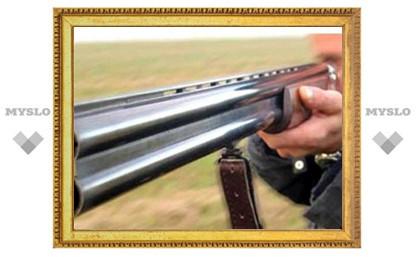 Туляк убил из ружья жену, а затем застрелился сам