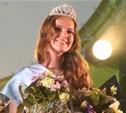 Анастасия Октябрьская – «Мисс ТулГУ – 2013»!
