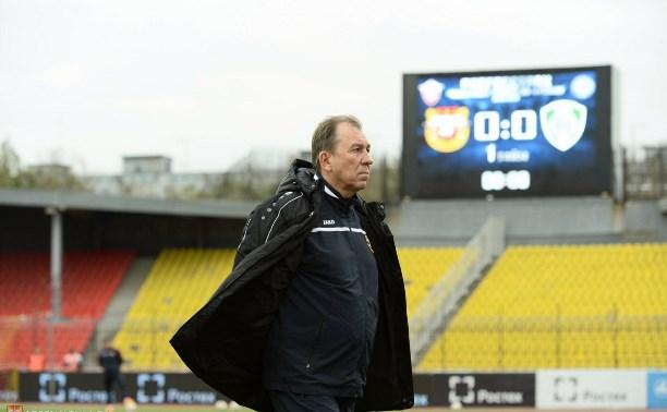 Сергей Павлов: В «Арсенале» будет строиться новая команда