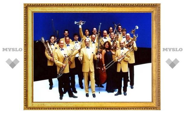 В Тулу приедет всемирно известный оркестр Гленна Миллера