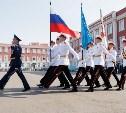 В Тульском суворовском военном училище прозвенел первый звонок