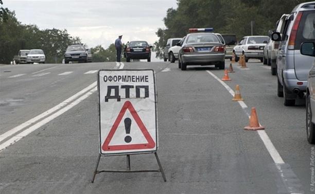 Под Тулой водитель насмерть сбил женщину и скрылся с места ДТП