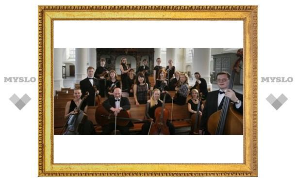 Туляки услышат музыку Моцарта