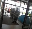 Пожарные провели учения в тульских торговых центрах