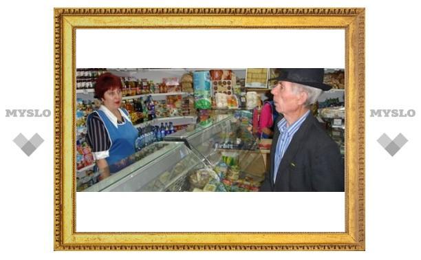 В Туле продают опасную еду