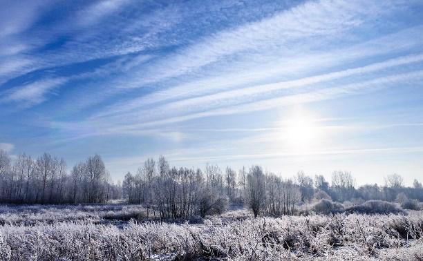 Выходные в Тульской области будут облачными и безветренными