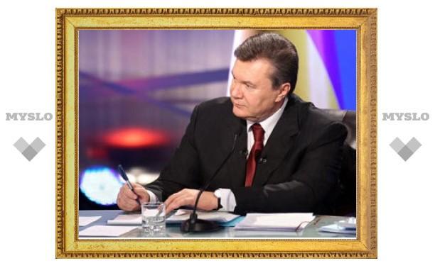 Москва предъявит ультиматум Януковичу