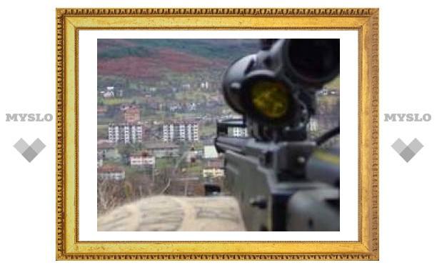 Туляк участвовал в съемках фильма в Косове